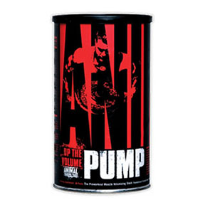 Animal Pump-30 PAK