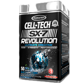 CELL-TECH SX-7 REVOLUTION 318g