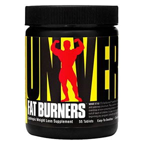 FAT BURNER - 55 Tabs