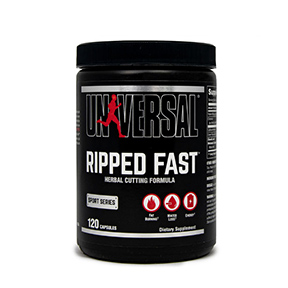 Ripped Fast - 120 Caps